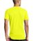 District Young Mens Concert Tee DT5000 Neon Yellow