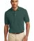 Port Authority Pique Knit Polo K420 Dark Green