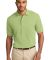 Port Authority Pique Knit Polo K420 Pistachio