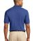 Port Authority Pique Knit Polo K420 Royal