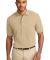 Port Authority Pique Knit Polo K420 Stone