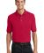 Port Authority Pique Knit Polo with Pocket K420P Red