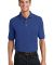Port Authority Pique Knit Polo with Pocket K420P Royal