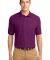Port Authority Silk Touch153 Polo K500 Deep Berry