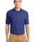 Port Authority Silk Touch153 Polo K500 Med. Blue