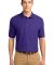 Port Authority Silk Touch153 Polo K500 Purple