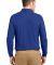 Port Authority Long Sleeve Silk Touch153 Polo K500 Royal