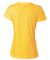Fruit of the Loom Ladies Heavy Cotton HD153 100 Co Yellow
