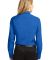 Port Authority Ladies Long Sleeve Easy Care Shirt  Strong Blue