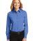 Port Authority Ladies Long Sleeve Easy Care Shirt  Ultramarne Blu