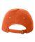 Valucap VC300Y Washed Twill Women/Youth Dad Hat Orange