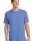 Port  Company 5.4 oz 100 Cotton T Shirt PC54 Carolina Blue