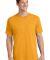 Port  Company 5.4 oz 100 Cotton T Shirt PC54 Gold