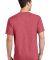 Port  Company 5.4 oz 100 Cotton T Shirt PC54 Hthr Red