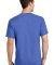 Port  Company 5.4 oz 100 Cotton T Shirt PC54 Hthr Royal