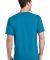 Port  Company 5.4 oz 100 Cotton T Shirt PC54 Neon Blue