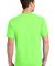 Port  Company 5.4 oz 100 Cotton T Shirt PC54 Neon Green
