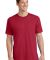 Port  Company 5.4 oz 100 Cotton T Shirt PC54 Red
