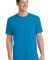 Port  Company 5.4 oz 100 Cotton T Shirt PC54 Sapphire