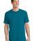 Port  Company 5.4 oz 100 Cotton T Shirt PC54 Teal