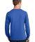 Port  Company Long Sleeve 54 oz 100 Cotton T Shirt Royal