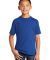 Port  Company Youth 54 oz 100 Cotton T Shirt PC54Y True Royal