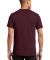 Port  Company Essential T Shirt with Pocket PC61P Ath. Maroon