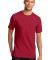 Port  Company Essential T Shirt with Pocket PC61P Red