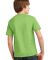 Port  Company Youth Essential T Shirt PC61Y Lime