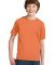 Port  Company Youth Essential T Shirt PC61Y Orange Shrbt