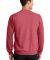 Port  Company Classic Crewneck Sweatshirt PC78 Hthr Red