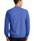Port  Company Classic Crewneck Sweatshirt PC78 Hthr Royal