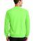 Port  Company Classic Crewneck Sweatshirt PC78 Neon Green