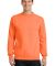Port  Company Classic Crewneck Sweatshirt PC78 Neon Orange