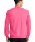 Port  Company Classic Crewneck Sweatshirt PC78 Neon Pink