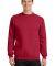 Port  Company Classic Crewneck Sweatshirt PC78 Red
