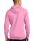 Port  Company Classic Pullover Hooded Sweatshirt P Candy Pink