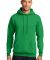 Port  Company Classic Pullover Hooded Sweatshirt P Clover Green