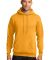 Port  Company Classic Pullover Hooded Sweatshirt P Gold