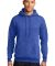Port  Company Classic Pullover Hooded Sweatshirt P Hthr Royal
