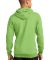 Port  Company Classic Pullover Hooded Sweatshirt P Lime