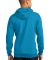Port  Company Classic Pullover Hooded Sweatshirt P Neon Blue