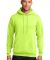 Port  Company Classic Pullover Hooded Sweatshirt P Neon Yellow