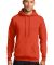 Port  Company Classic Pullover Hooded Sweatshirt P Orange