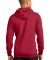 Port  Company Classic Pullover Hooded Sweatshirt P Red