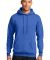 Port  Company Classic Pullover Hooded Sweatshirt P Royal