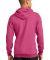 Port  Company Classic Pullover Hooded Sweatshirt P Sangria