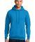 Port  Company Classic Pullover Hooded Sweatshirt P Sapphire