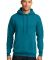 Port  Company Classic Pullover Hooded Sweatshirt P Teal