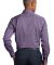 Red House Slim Fit Non Iron Pinpoint Oxford RH62 Purple Dusk